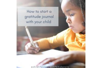 Kids' Guide to Gratitude Journaling