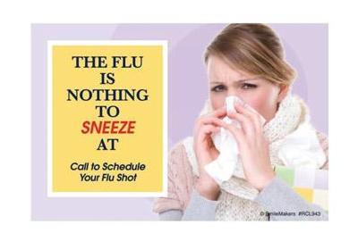 Flu Season Is Upon Us! Help Your Patients Prepare
