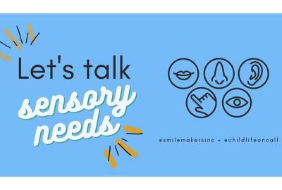 Let's Talk Sensory Needs (Video)