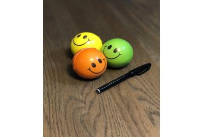 The Many Uses of Stress Balls