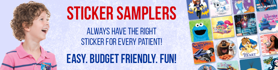 Sticker Samplers banner
