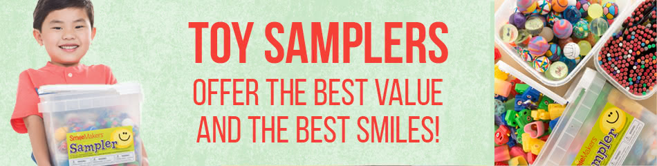 Toy Samplers banner