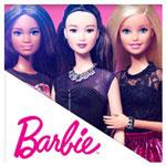 Barbie Stickers