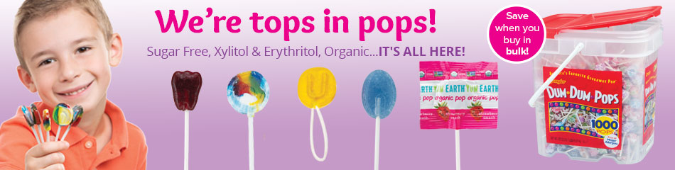Lollipops & Sugarfree Candy