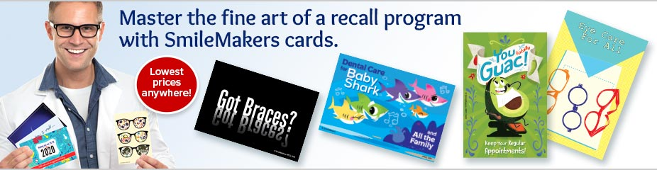 Recall Cards