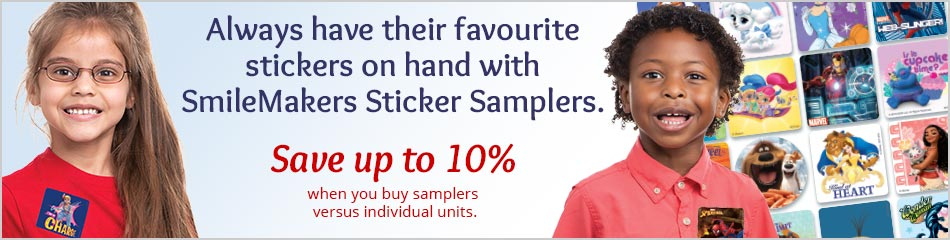 Sticker Samplers