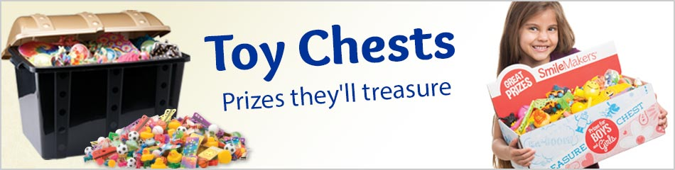 Toy Treasure Chests