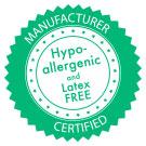 Hypoallergenic Stickers