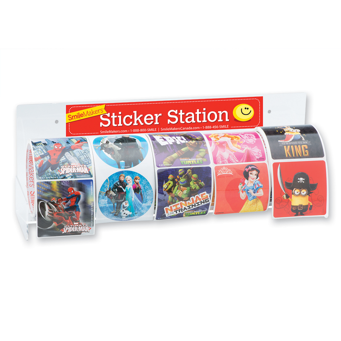 Sticker Holders