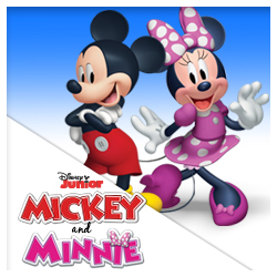 Minnie & Mickey Mouse Toys