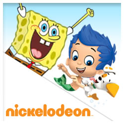 Nickelodeon Stickers