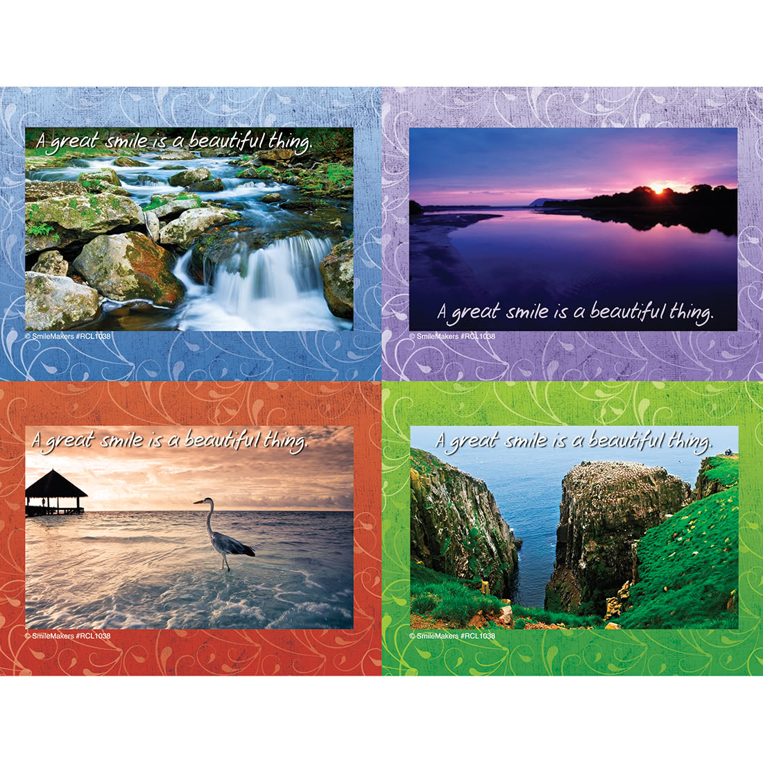Scenic Recall Cards