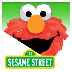Sesame Street Stickers