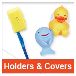 Toothbrush Holders & Covers