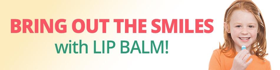 Lip Balm banner