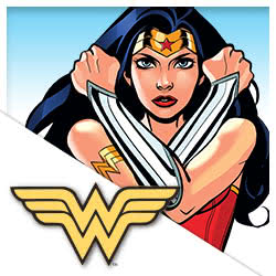 Wonder Woman Stickers