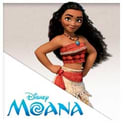 Moana Stickers