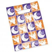 Trick or Treat Scatter Print Bags