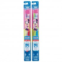 Oral-B Pro-Health Stages 2 Mickey Mouse Toothbrushes