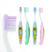 SmileCare Toddler Jungle Friends Toothbrushes