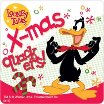 Looney Tunes Christmas Stickers