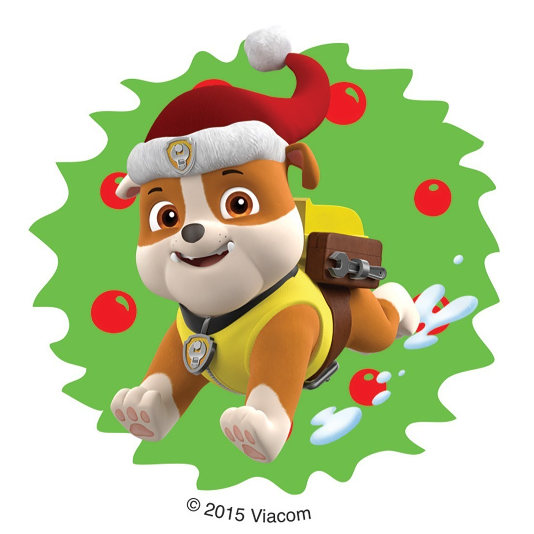 Paw Patrol Christmas.Paw Patrol Holiday Stickers From Smilemakers