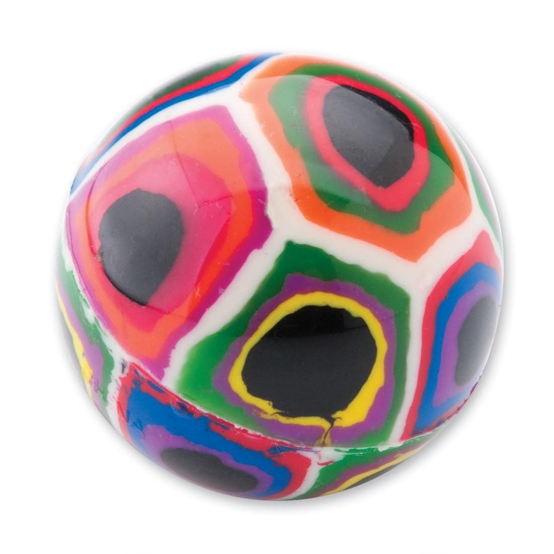 30mm Rainbow Fusion Bouncing Balls [image]