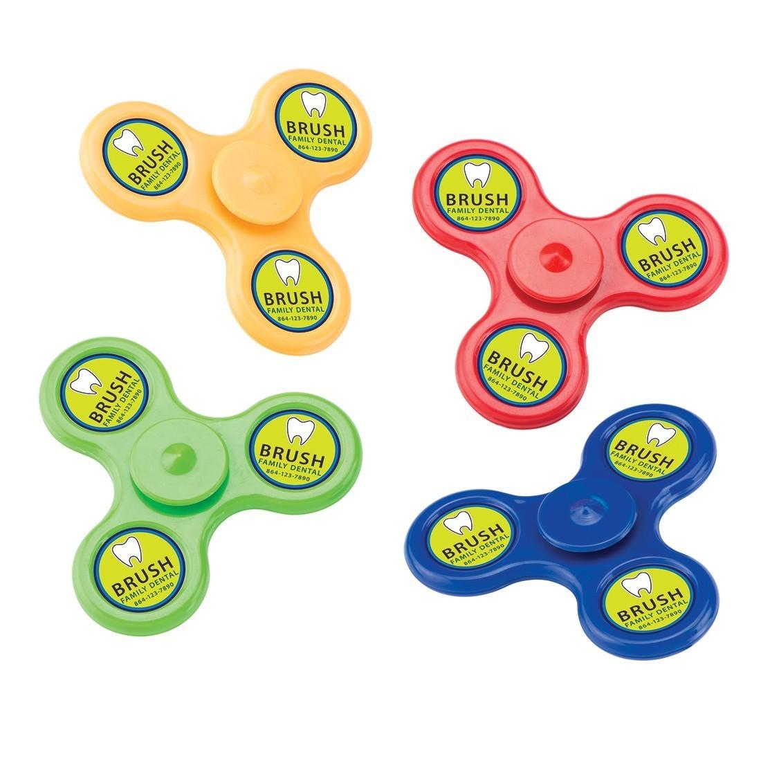 Custom Fidget Spinners   [image]