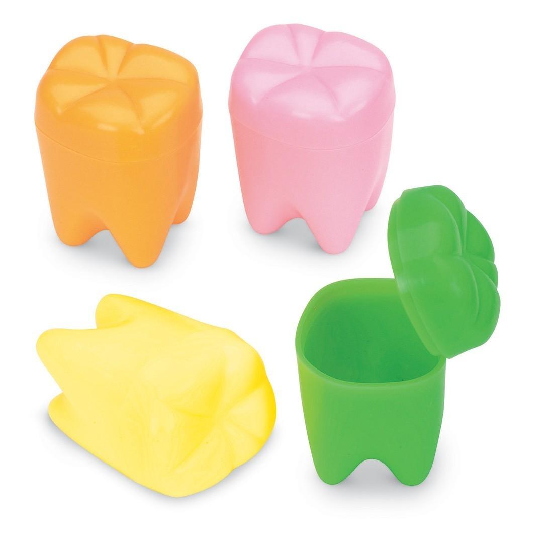 Rainbow Tooth Holders [image]