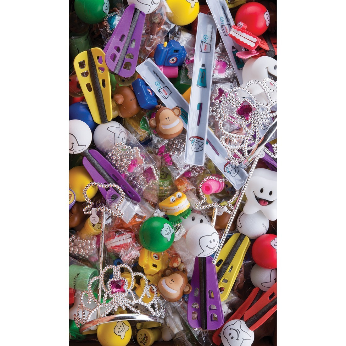Super Sized Value Dental Toy Treasure Chest Refill [image]