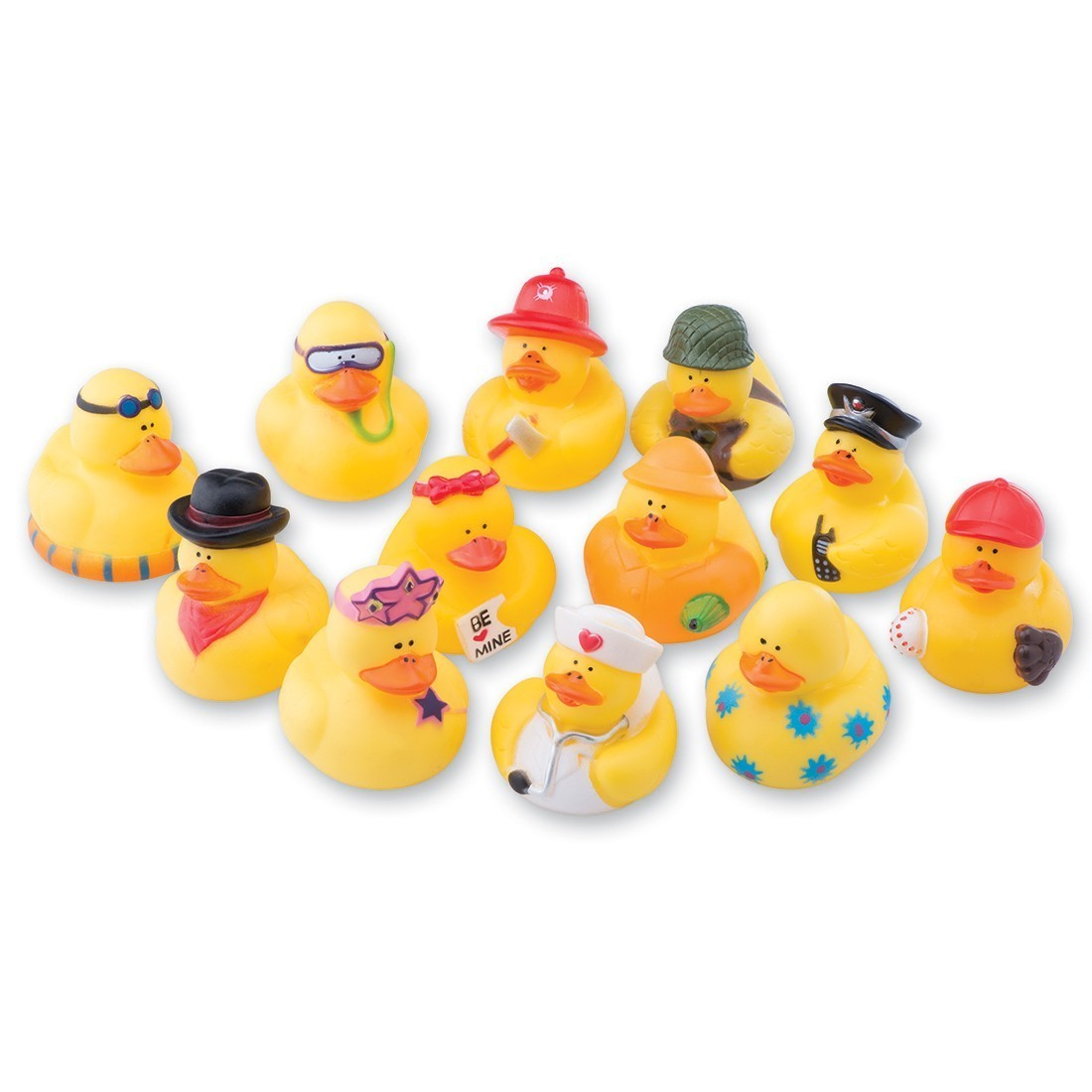 Rubber Duckie Value Pack [image]