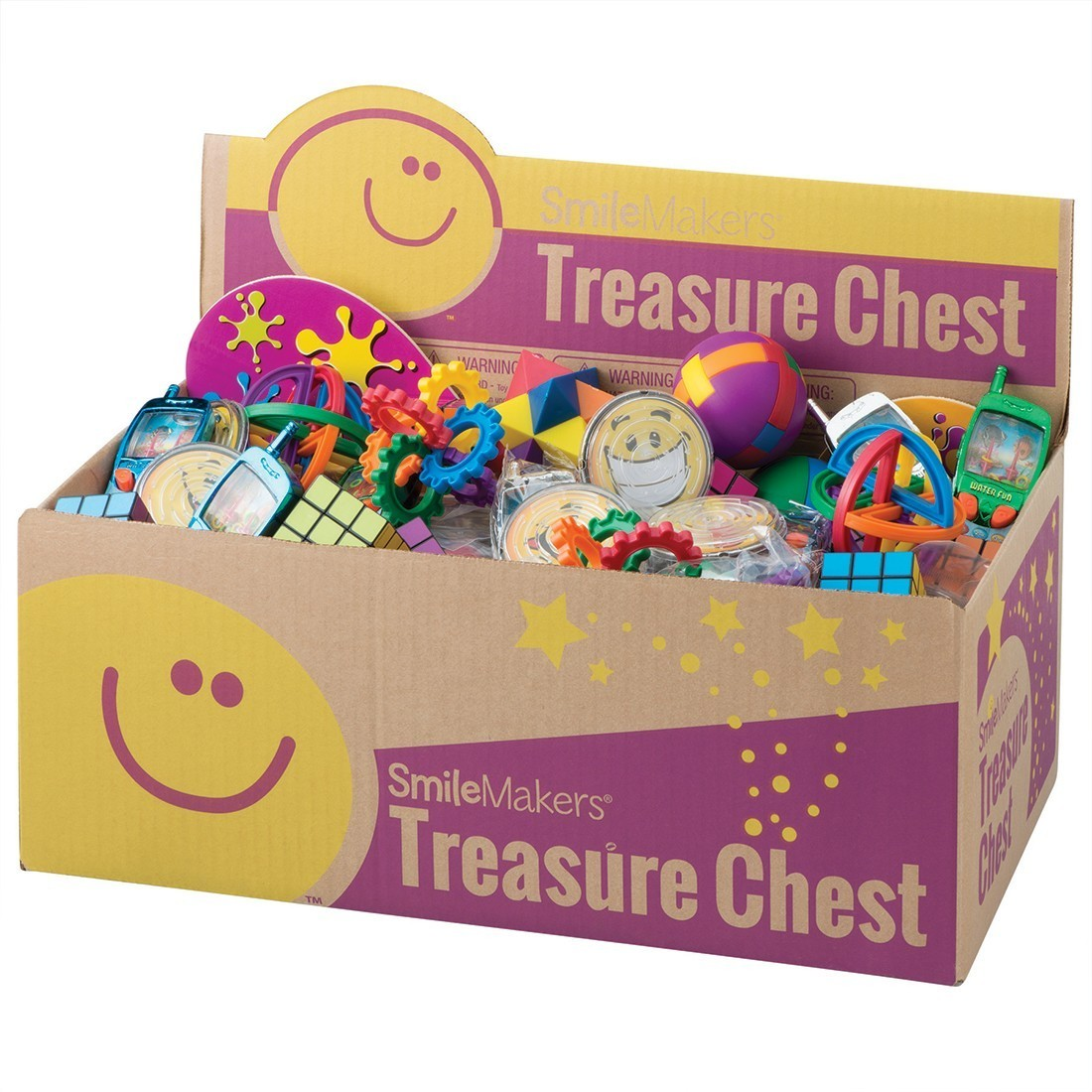 Fun and Games Treasure Chest [image]