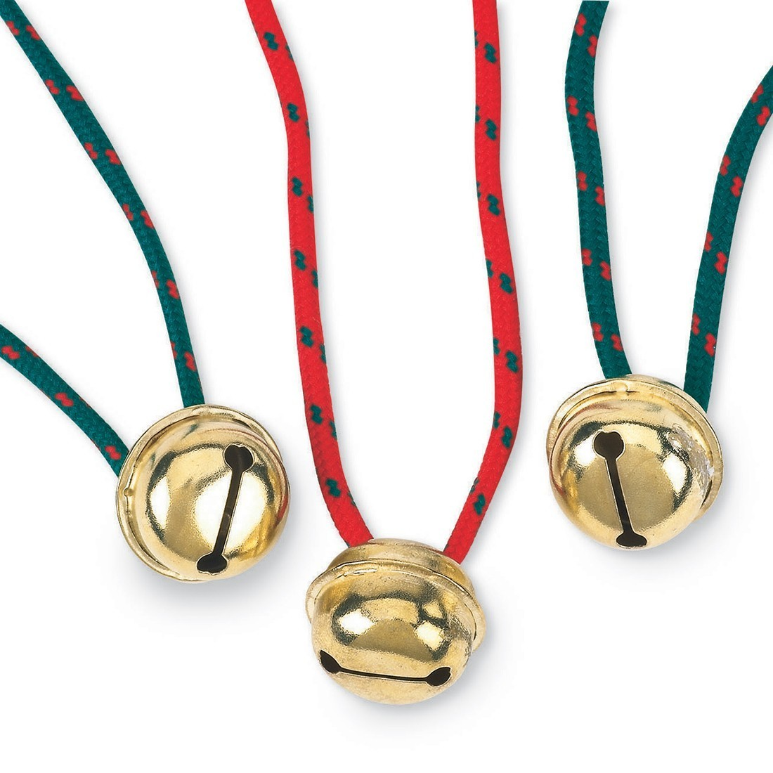 Jingle Bell Necklaces [image]