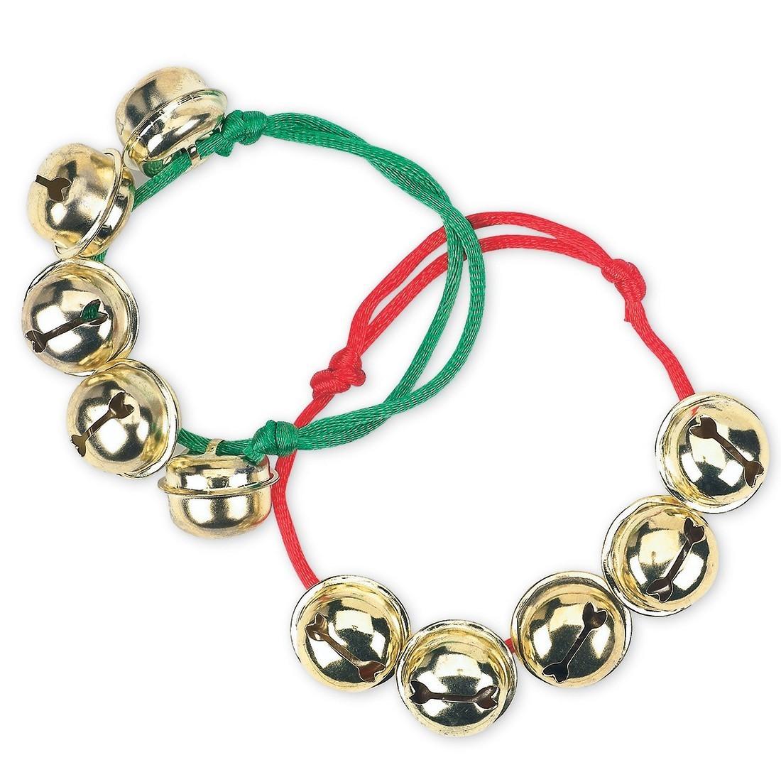 Jingle Bell Bracelets [image]