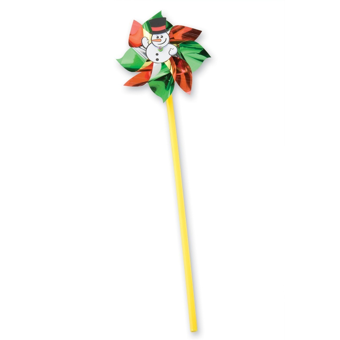 Snowman Pinwheels [image]