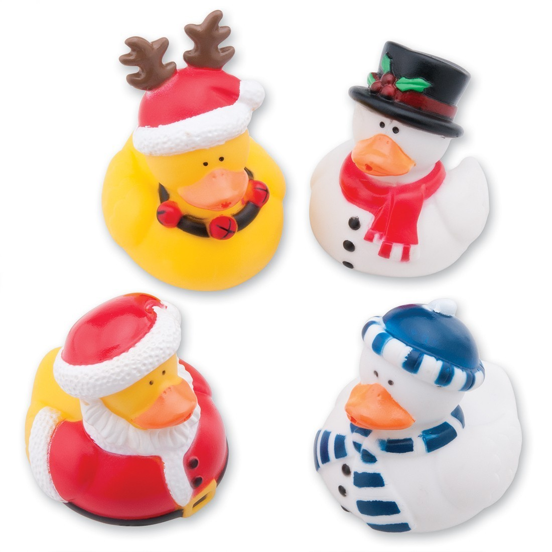 Holiday Rubber Ducks [image]