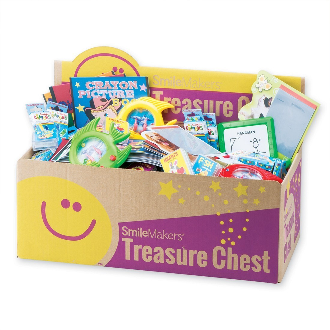 Kids Activity Treasure Chest [image]