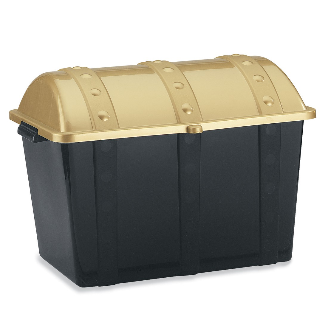 Plastic Treasure Chest [image]