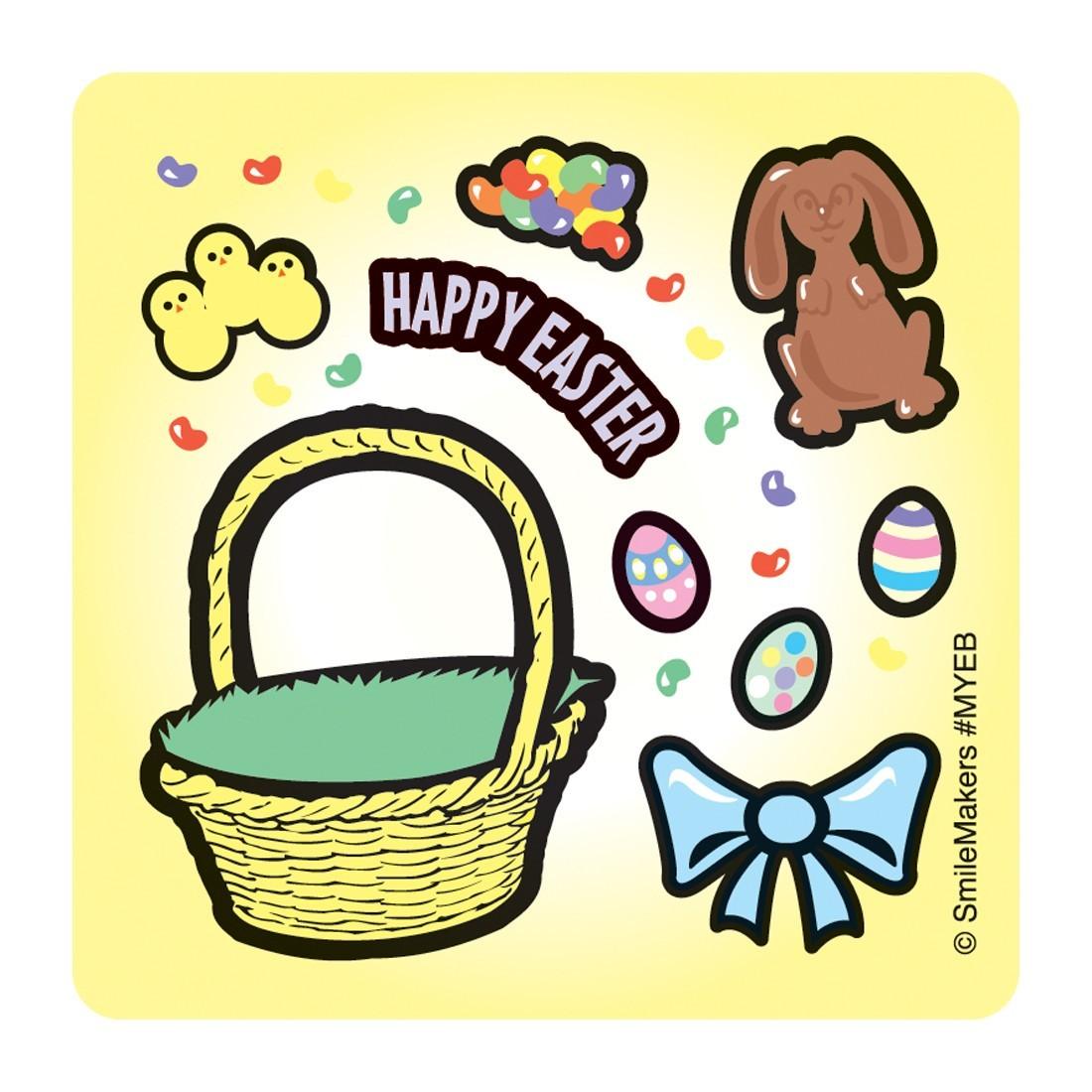 Make your own easter basket stickers image slider image 0