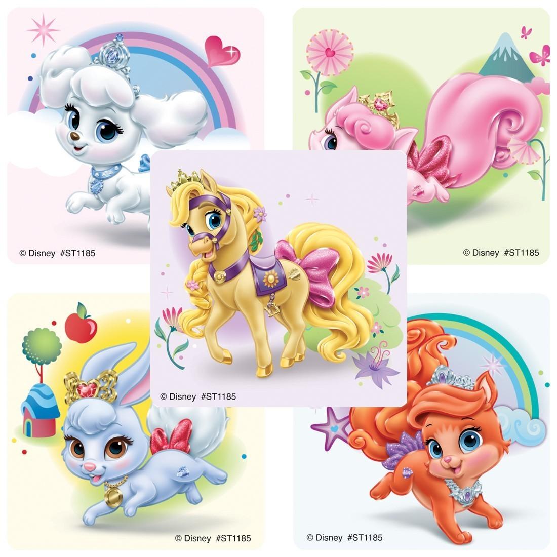 Disney Palace Pets Stickers [image]