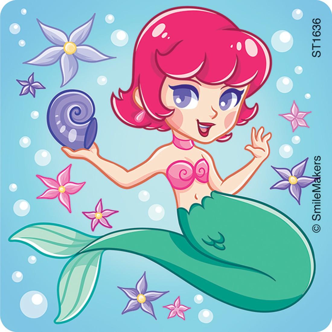 Mermaid Stickers [image]