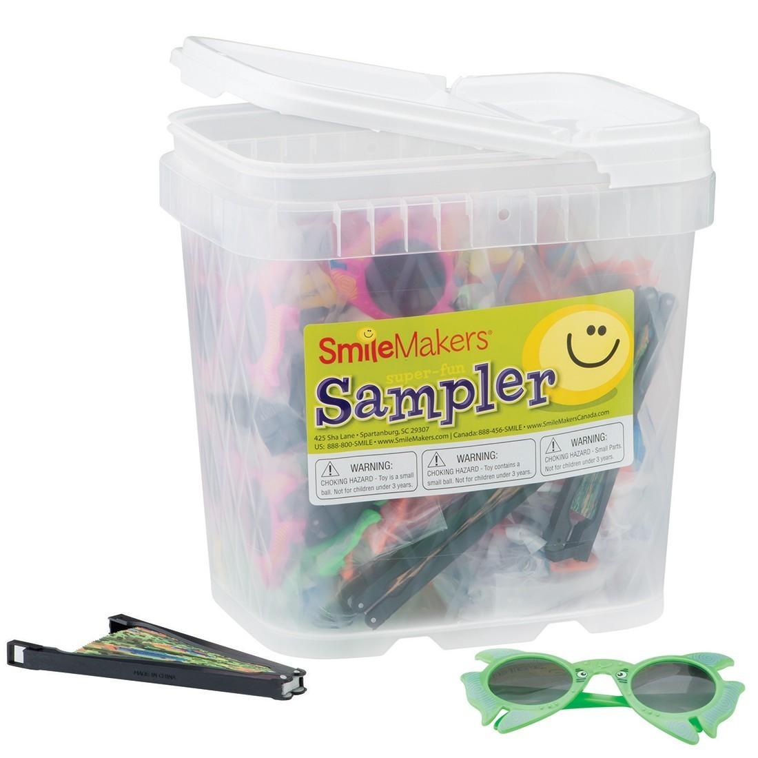 Summer Sampler [image]