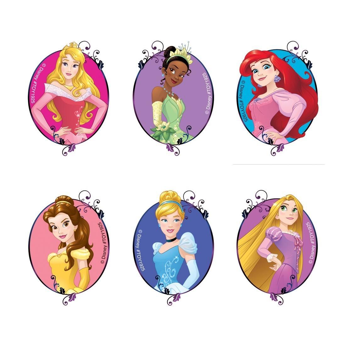 Disney Princess Temporary Tattoos [image]