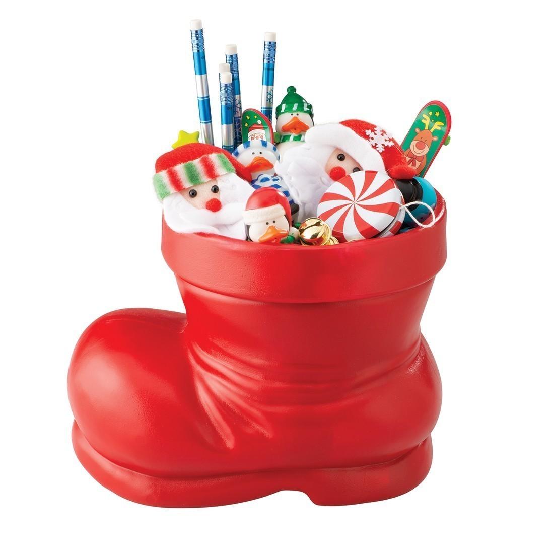 Christmas Boot Sampler [image]