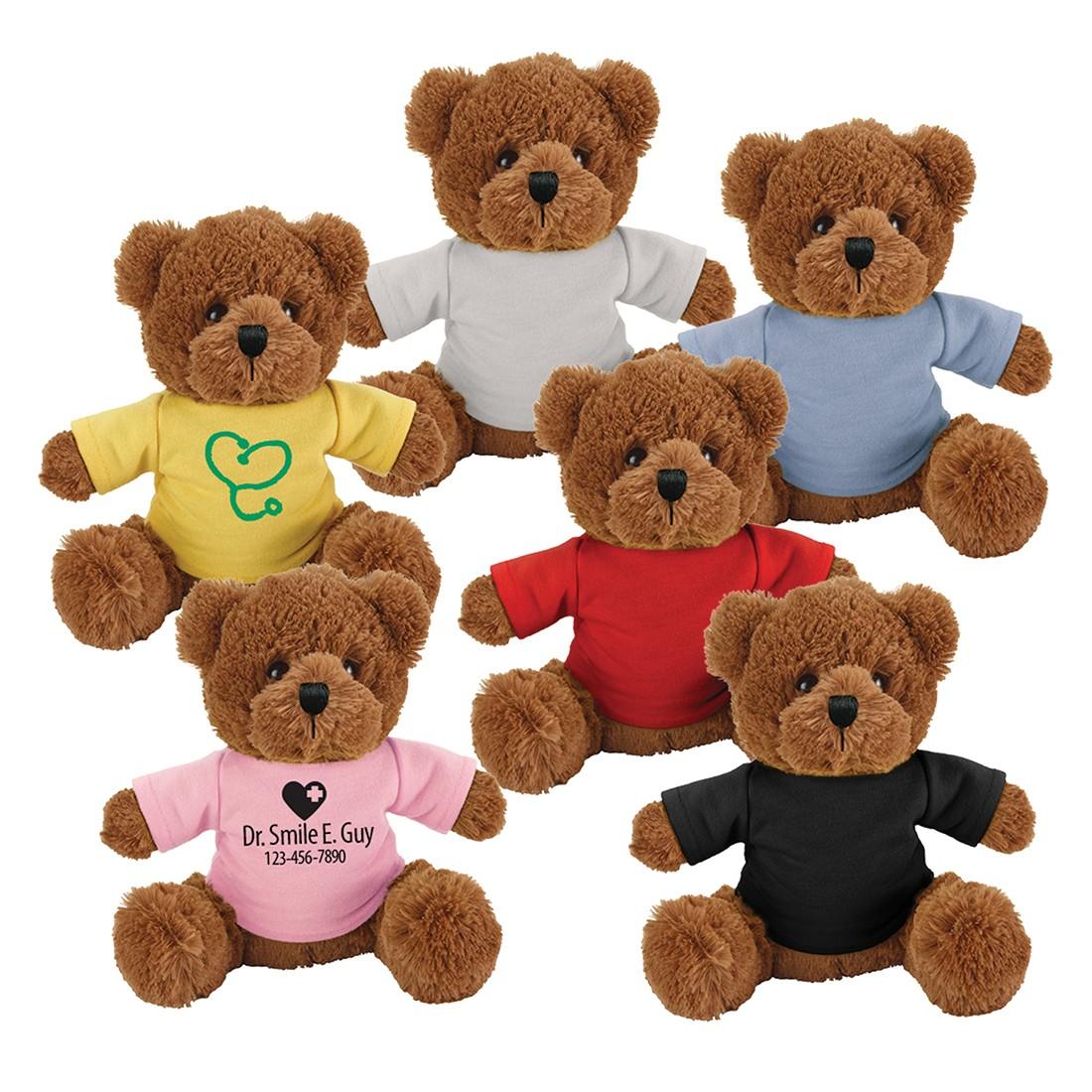 Custom Plush Fuzzy Friends Teddy Bears  [image]