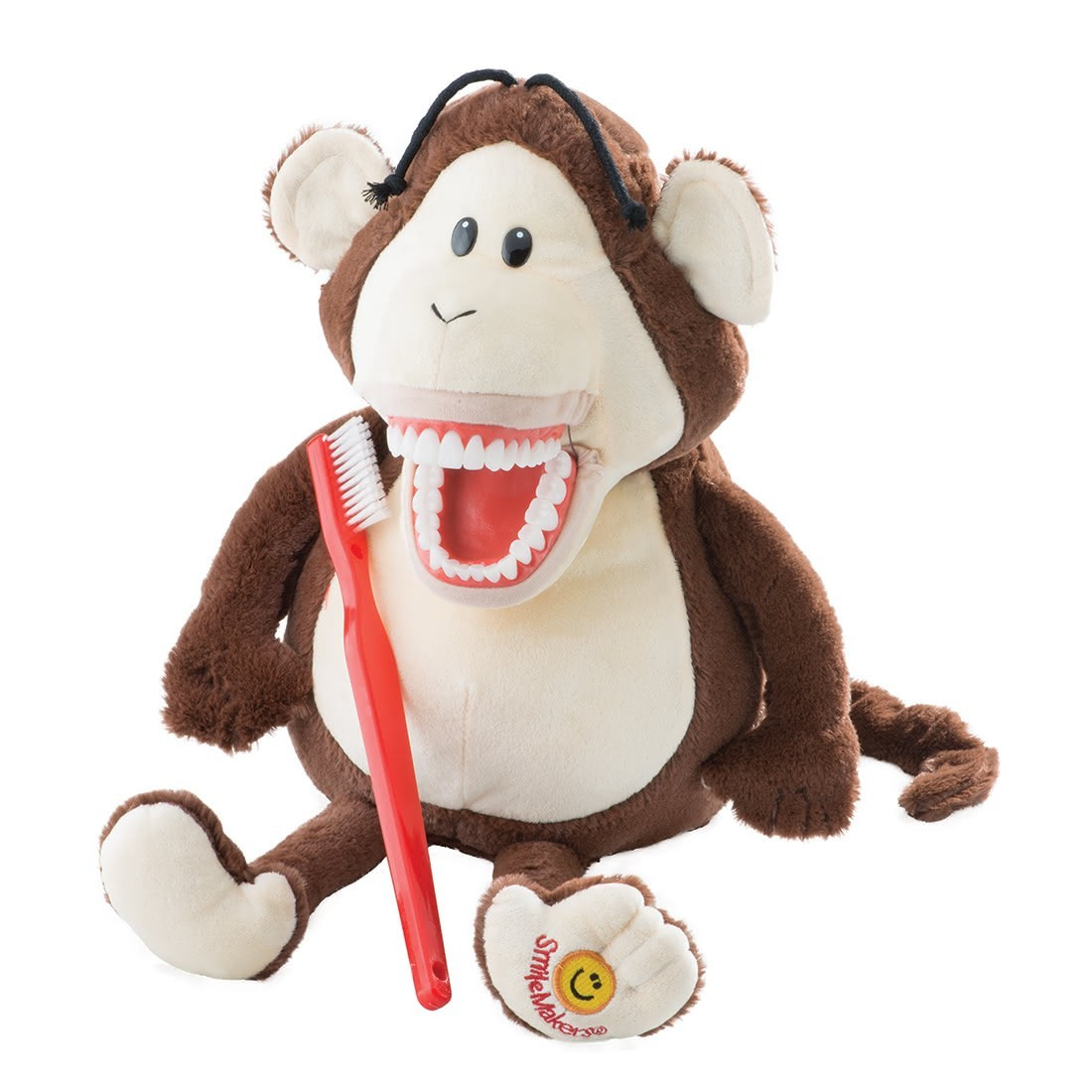SmileMakers® Sparkles Dental Puppet [image]