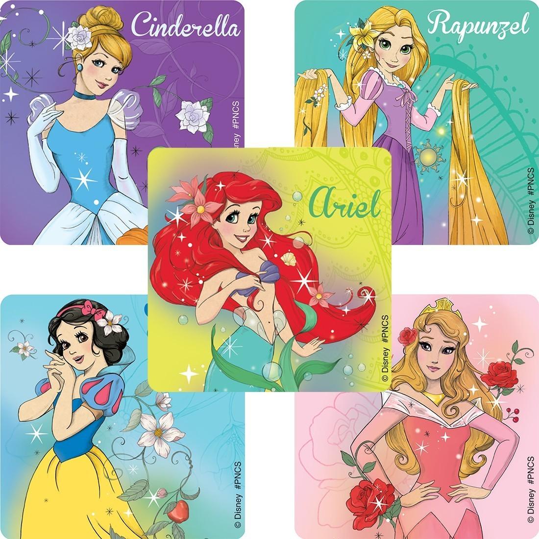 Disney Princess Stickers [image]