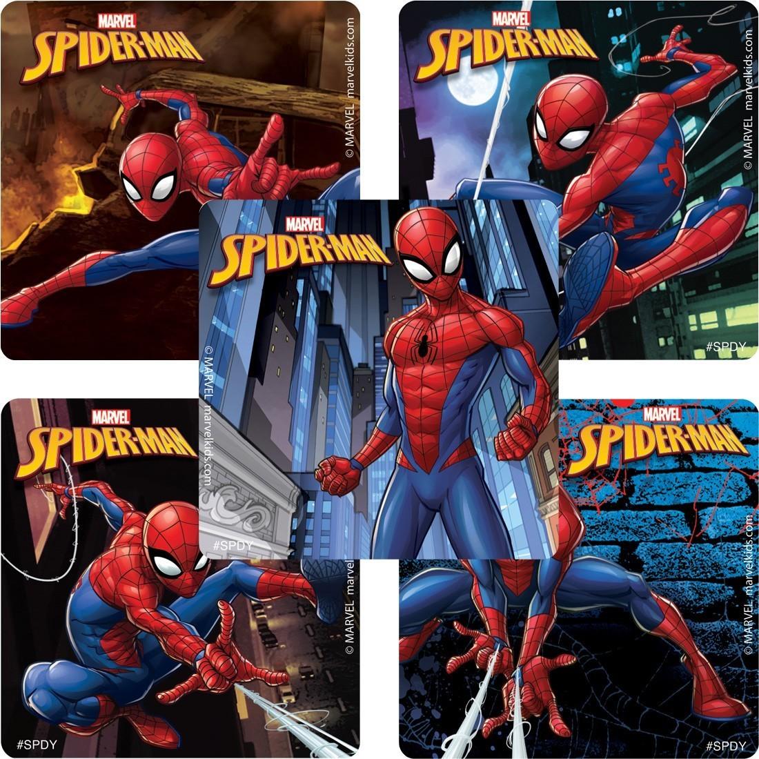 Spider-Man™ Stickers [image]