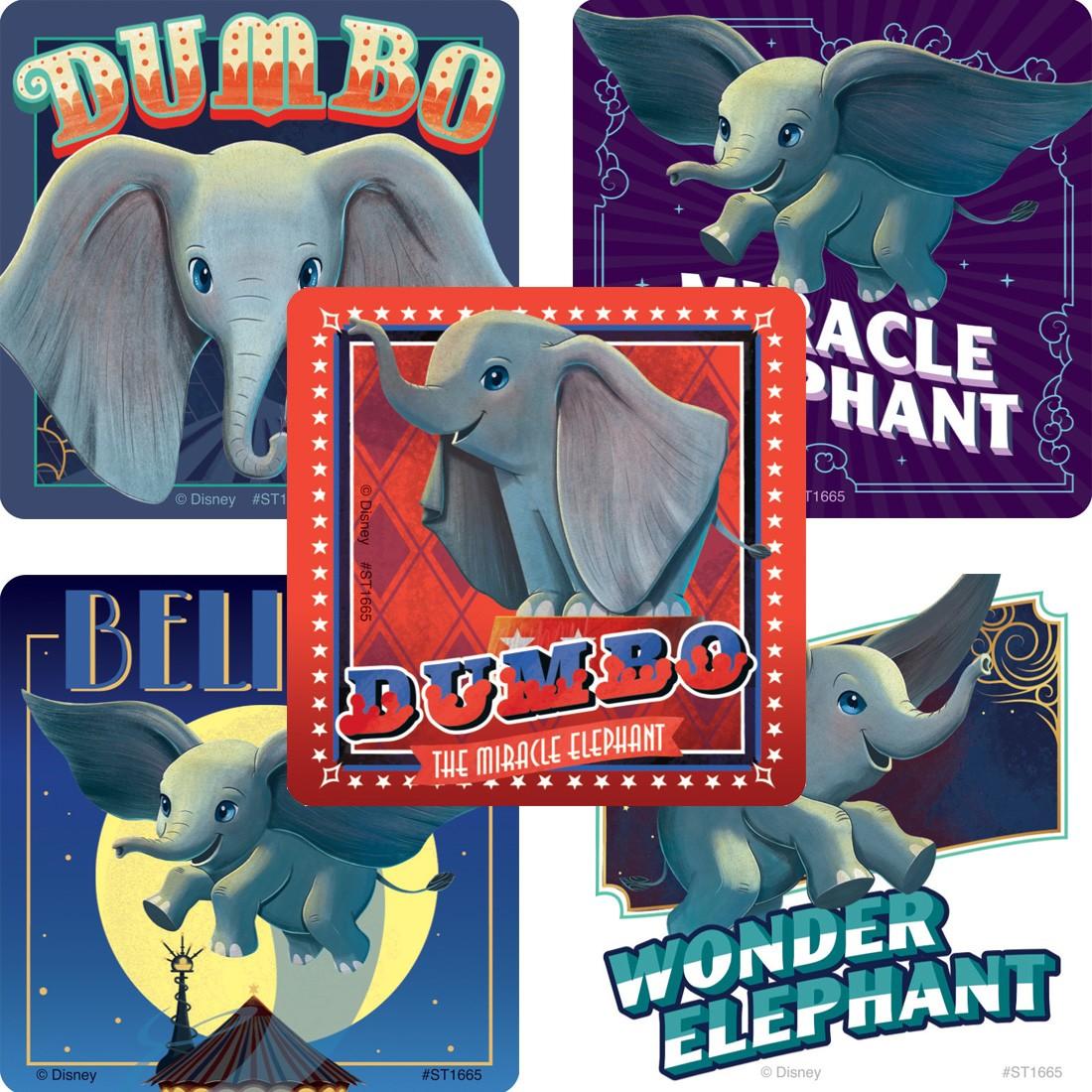 Dumbo Movie Stickers   [image]
