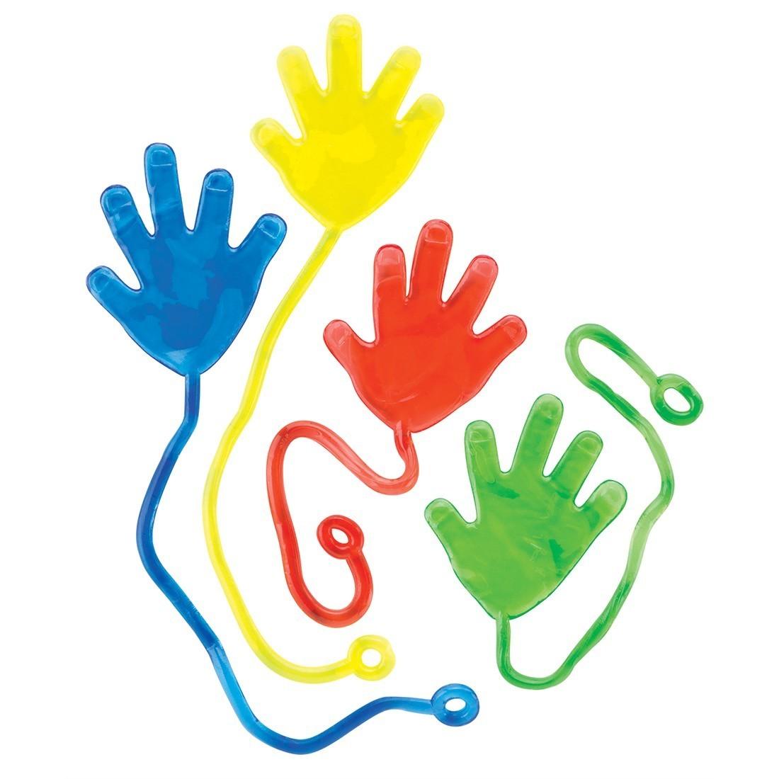 Sticky Hands [image]